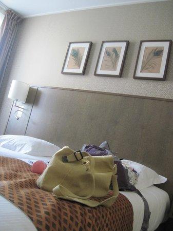 Eiffel Saint Charles: Our lovely room