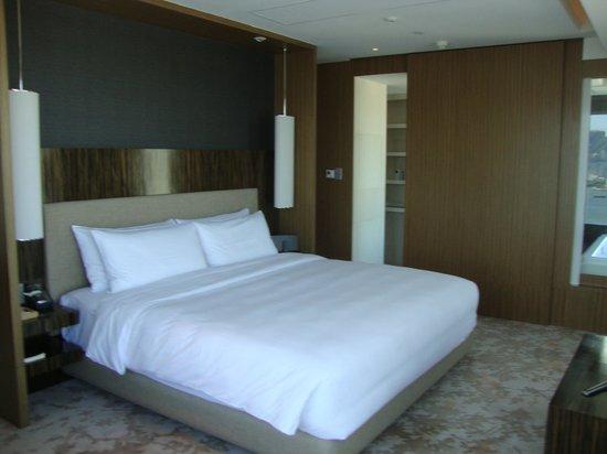Hotel ICON: Dormitorio