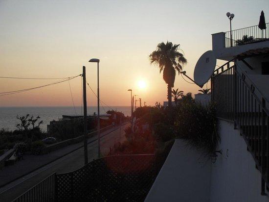 Hotel  Providence Terme & Spa: tramonto