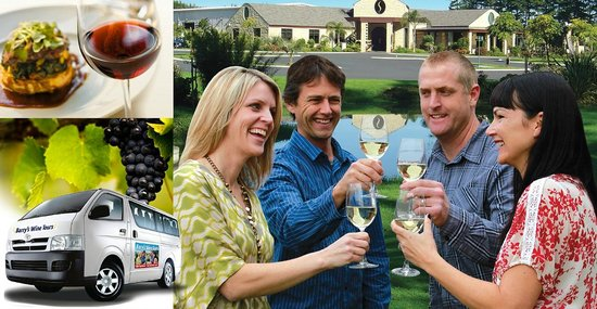 Barry's Wine Tours