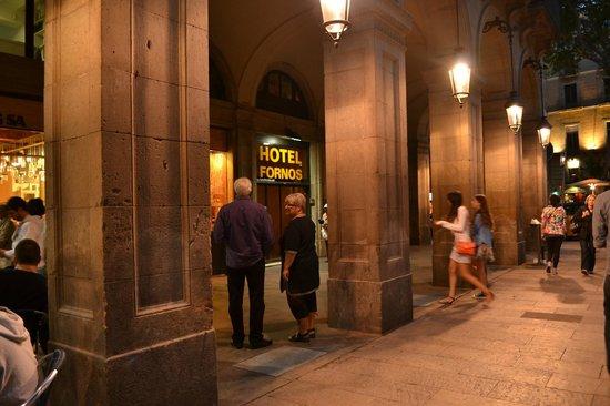 Hotel Fornos: Отличный отель