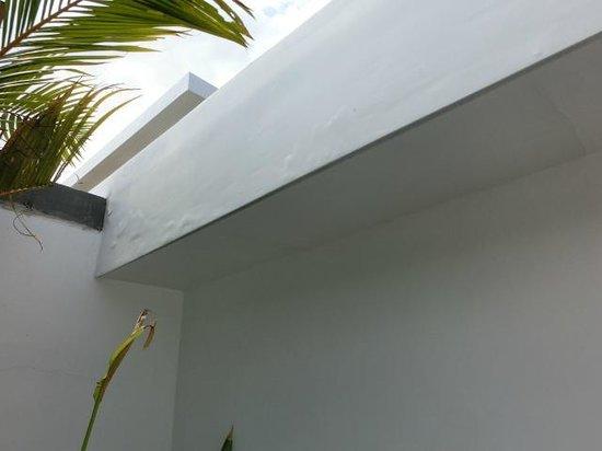 Anantara Uluwatu Bali Resort: Putzschäden Villa