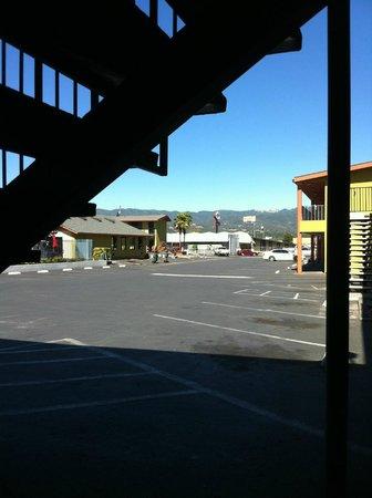 Discovery Inn Ukiah, CA: Room 139B