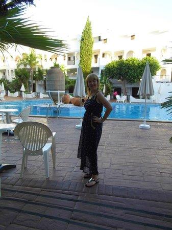 Sol Cala d'Or Apartamentos : pool area