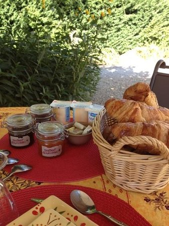 La Vigueirado : French breakfast
