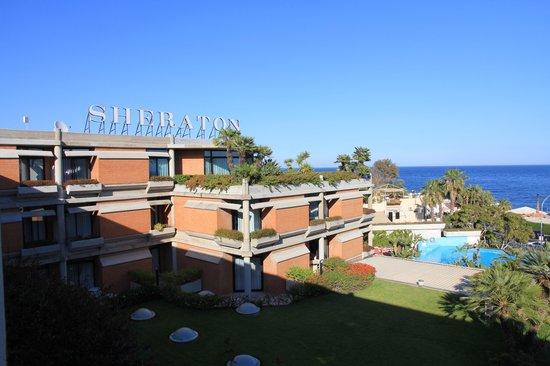 Отель Four Points by Sheraton Catania Hot Италия Катания