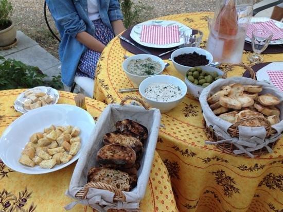 La Vigueirado : Provence cuisine