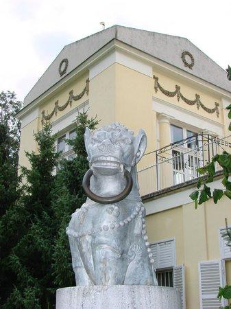 Hotel Hranicni Zamecek: border castle