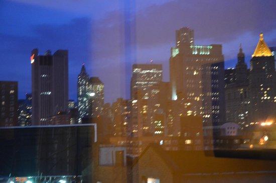 Comfort Inn Manhattan Bridge: Vue de la Chambre 806