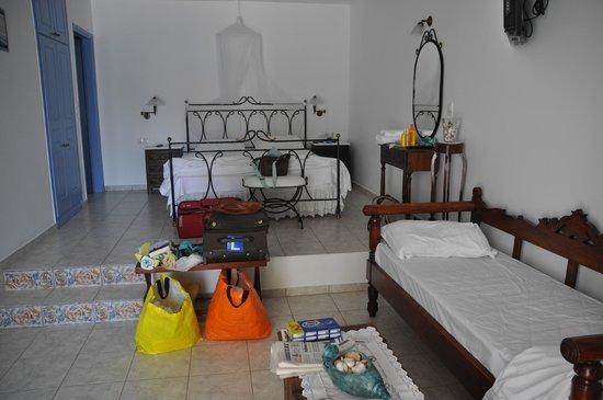 Villa Notos: Junior Suite
