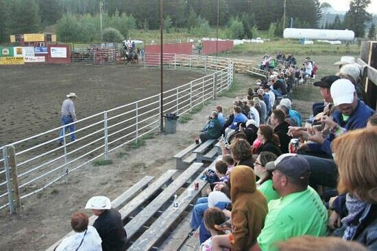 Yellowstone Rodeo: The rodeo
