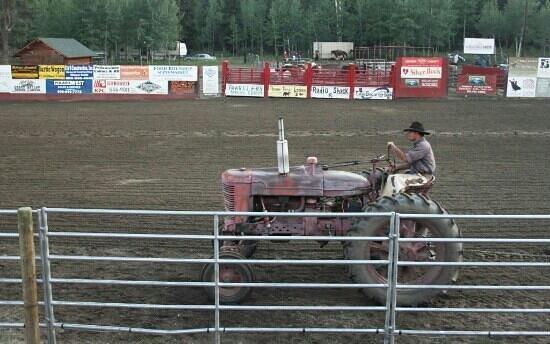 Yellowstone Rodeo: Rodeo