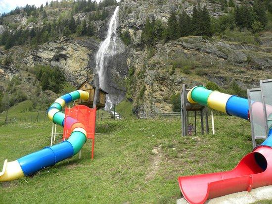 Wasserspielepark Fallbach: scivoli nel parco divertimenti