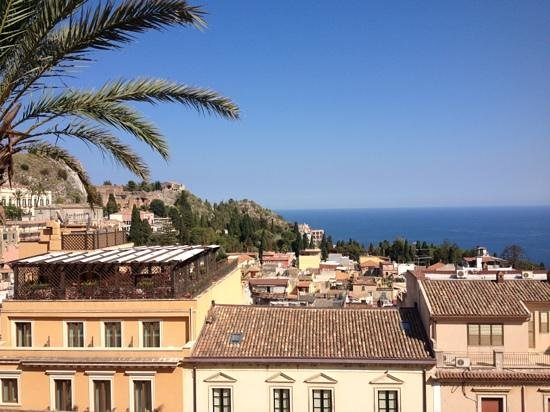 Il Piccolo Giardino: View from pool