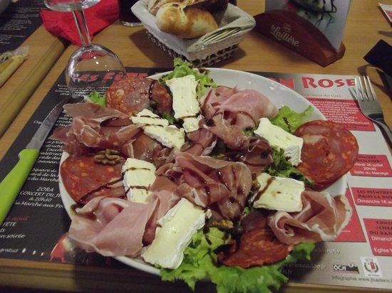 Piz Olive: My dinner!