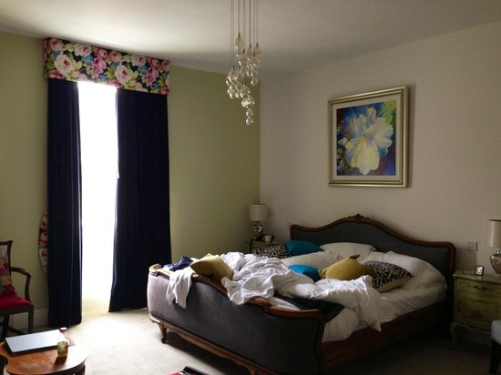 St Johns House: Wonderful bed!
