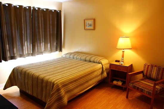 The Hawberry Motel: Standard room