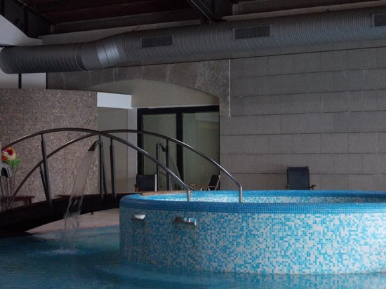 Grand Hotel Paestum Tenuta Lupo': Piscina interna