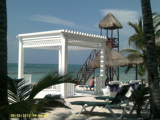 El Dorado Sensimar Riviera Maya: Beach front