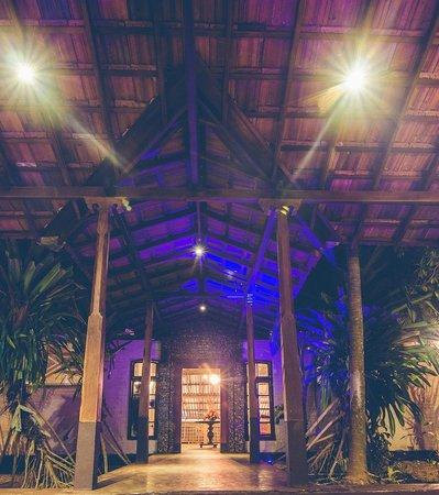Villa Birdlake: Entrance