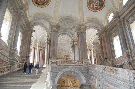 Caserta Palace Interior