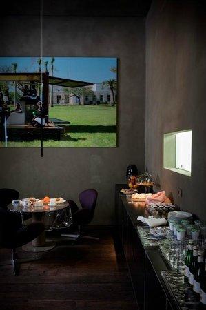 Palazzo Segreti: Lounge Area