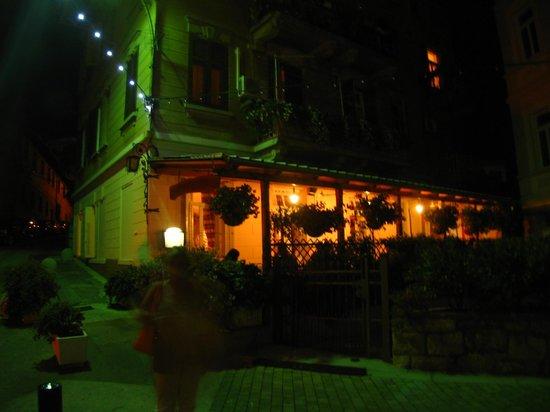 Tavern Istranka : la locanda