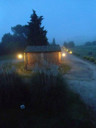 Hotel L'Abbeveratoio: Hotelgelände