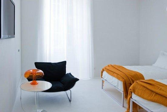 Palazzo Segreti: Design Twin room