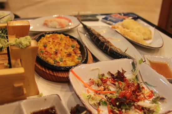 Mate Hotel Seoul: sample of breakfast food