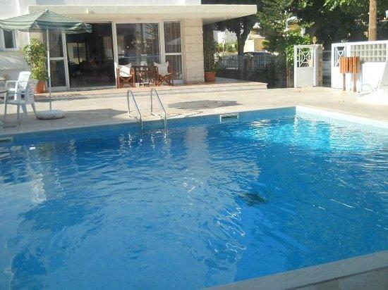 Anastasia Hotel: piscina