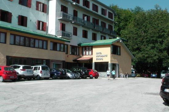 Hotel Europa: accesso all'hotel
