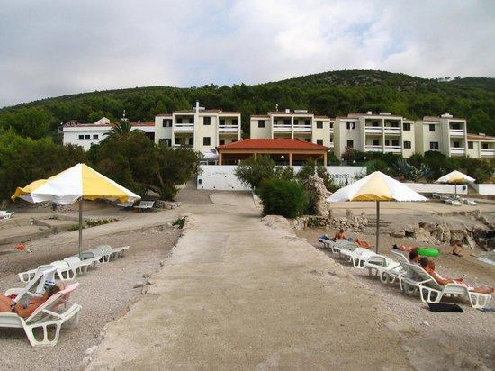 Hotel Priscapac Resort & Apartments: l'albergo