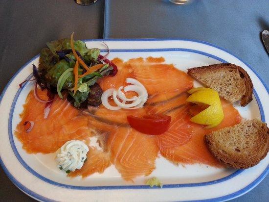 Hotel Oceania Brest Centre : World class Seafood!
