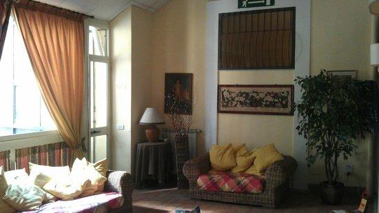 Hotel Etnea 316: Lounge.