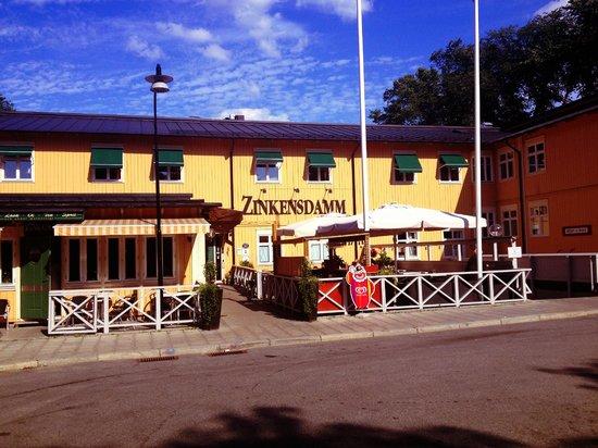 Hotell och Vandrarhem Zinkensdamm: main entry