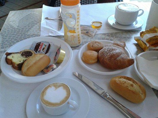 Hotel Boracay Alba Adriatica: l'ottima colazione