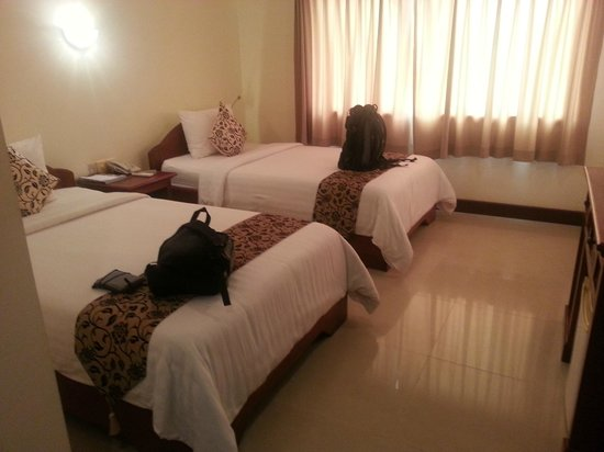 Check Inn Siem Reap: clean room