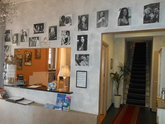 Hotel Ristorante Principe Decurtis: reception