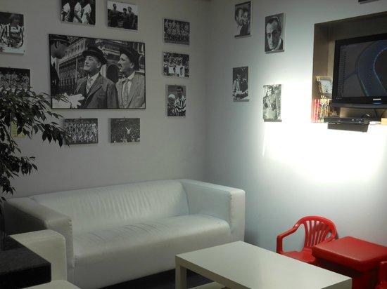 Hotel Ristorante Principe Decurtis : saletta bar