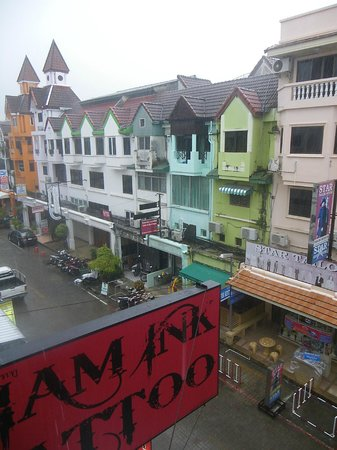 Cafe Siam Guesthouse: view1