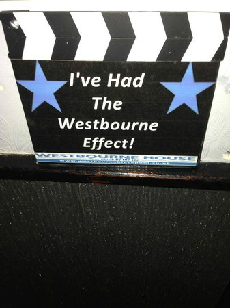 "Westbourne House: Come & Try ""The Westbourne Effect!"""