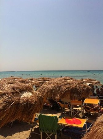 La Casarana Resort & Spa: lido Bora Bora