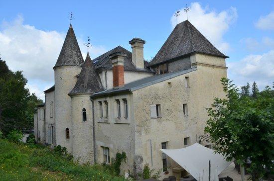 Chateau de Courtebotte: Le château