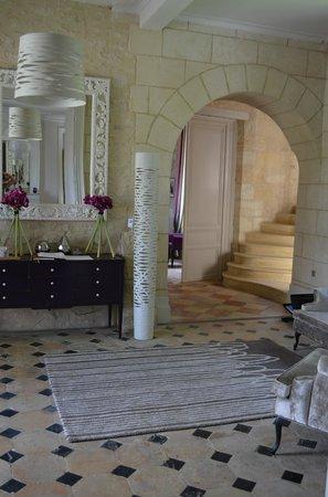 Chateau de Courtebotte: L'entrée du château