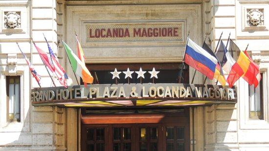Grand Hotel Plaza & Locanda Maggiore: Welcome to the Hotel