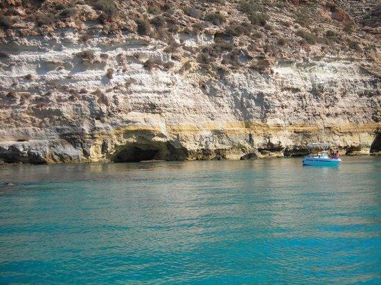 """Villette Cala Galera: """"a due passi ... un magnifico mare"""""""
