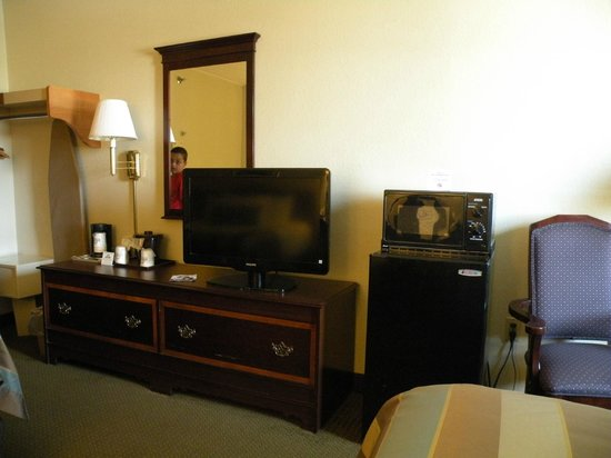 Days Inn Hershey: Room.