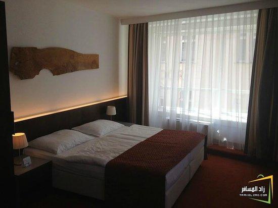 Austria Trend Hotel Europa Wien: غرفة زاويه