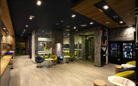 Hotel Formule1 Bengaluru Whitefield: Hotel Lobby
